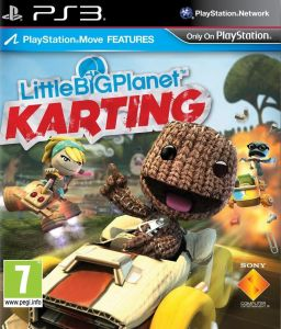 Little Big Planet Karting (Bazar/ PS3 - Move)