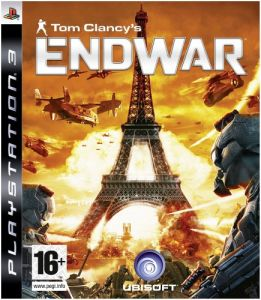 Tom Clancys End War (Bazar/ PS3)