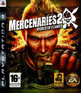 Mercenaries 2 World in Flames (Bazar/ PS3)