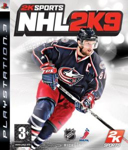 NHL 2K9 (Bazar/ PS3)