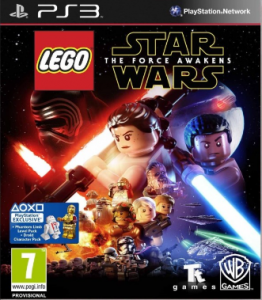 LEGO Star Wars: The Force Awakens (Bazar/ PS3)