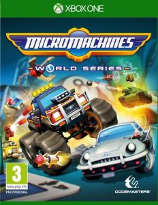 Micro Machines: World Series (Bazar/ Xbox One)