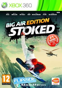 Stoked - Big Air Edition (Bazar/ Xbox 360)