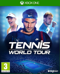 Tennis World Tour (Bazar/ Xbox One)