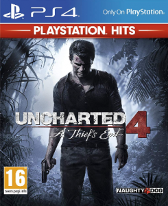 Uncharted 4: A Thiefs End /Playstation Hits/ (Bazar/ PS4)