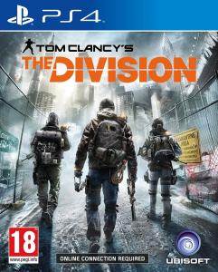 Tom Clancys: The Division (Bazar/ PS4)