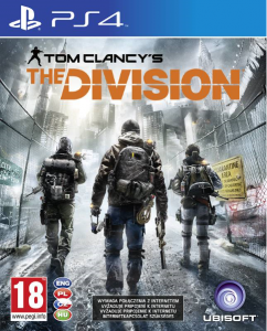 Tom Clancys: The Division (Bazar/ PS4) - CZ