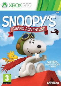 Snoopys Grand Adventure (Bazar/ Xbox 360)