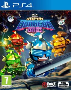 Super Dungeon Bros (Bazar/ PS4)