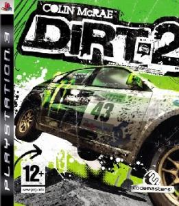 Colin McRae: Dirt 2 (Bazar/ PS3)