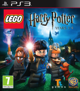 Lego Harry Potter: Years 1-4 (Bazar/ PS3)