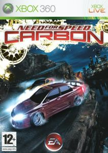 Need for Speed Carbon (Bazar/ Xbox 360)