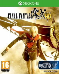 Final Fantasy Type-0 HD (Bazar/ Xbox One)