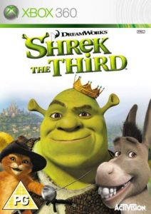 Shrek The Third (Bazar/ Xbox 360)