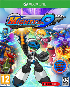 Mighty No.9 (Xbox One) - DE