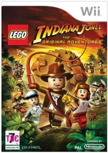 LEGO Indiana Jones: The Original Adventures (Bazar/ Wii)