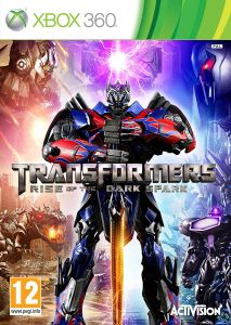 Transformers: Rise of the Dark Spark (Bazar/ Xbox 360)