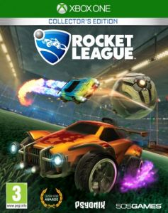 Rocket League /Collectors Edition/ (Bazar/ Xbox One)
