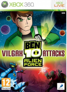 Ben 10 Alien Force: Vilgax Attacks (Bazar/ Xbox 360)