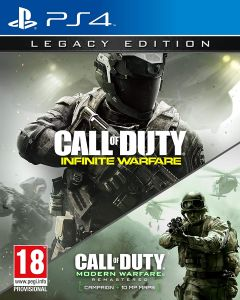 Call Of Duty: Infinite Warfare /Legacy Edition/ (PS4)
