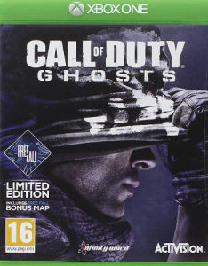 Call of Duty: Ghosts /Limited Edition/ (Bazar/ Xbox One)