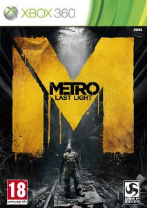 Metro: Last Light /Limited Edition/ (Bazar/ Xbox 360)