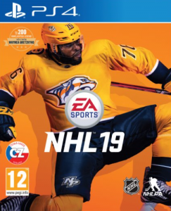 NHL 19 (Bazar/ PS4) - EN