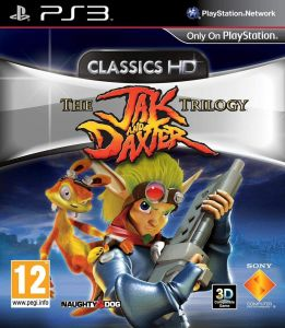 The Jak and Daxter The Trilogy HD Collection (Bazar/ PS3)