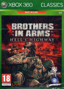 Brothers In Arms Hells Highway (Bazar/ Xbox 360)