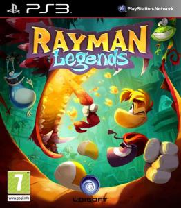 Rayman Legends (Bazar/ PS3)