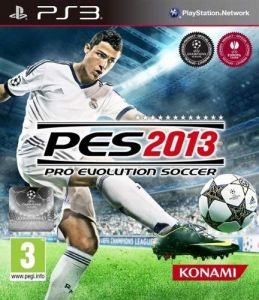 Pro Evolution Soccer 2013 {PES 2013} (Bazar/ PS3)