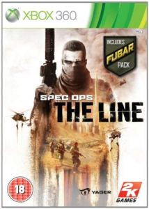 Spec Ops: The Line (Bazar/ Xbox 360)