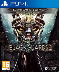 Blackguards 2 /Limited Edition/ (PS4)