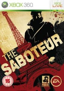 The Saboteur (Bazar/ Xbox 360)