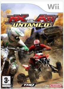 MX vs ATV Untamed (Bazar/ Wii)