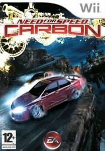 Need for Speed Carbon (Bazar/ Wii)