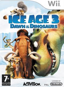 Ice Age 3: Dawn of the Dinosaurs (Bazar/ Wii)