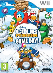 Club Penguin: Game Day (Bazar/ Wii)