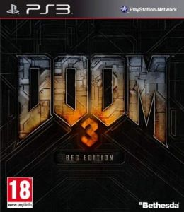 Doom 3 /BFG Edition/ (Bazar/ PS3)