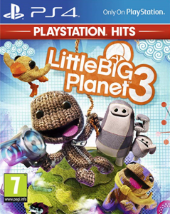 LittleBigPlanet 3 /PS HITS/ (Bazar/ PS4) - CZ