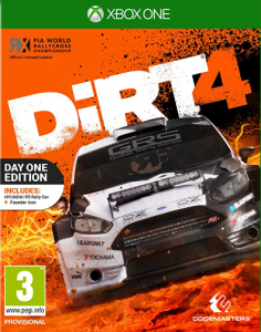 Dirt 4 (Bazar/ Xbox One) - DE