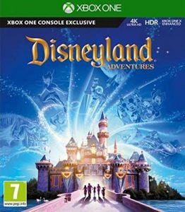 Disneyland Adventures (Xbox One) - CZ
