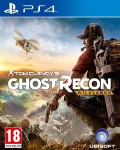 Tom Clancys Ghost Recon: Wildlands (Bazar/ PS4) - EN