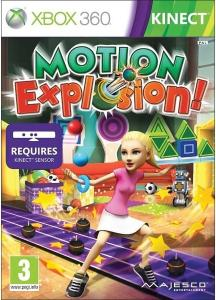 Motion Explosion (Xbox 360 - Kinect)