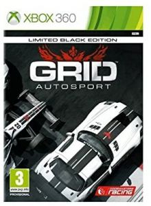 GRID Autosport /Limited Black Edition/ (Bazar/ Xbox 360)