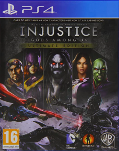 Injustice: Gods Among Us /Ultimate Edition/ (Bazar/ PS4) - DE