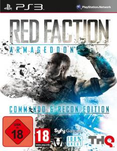 Red Faction: Armageddon (Bazar/ PS3)