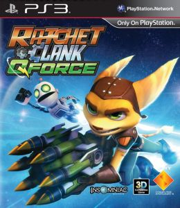 Ratchet and Clank: Q-Force (Bazar/ PS3) - CZ