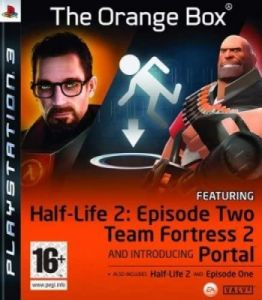 Half Life 2: The Orange Box (PS3)