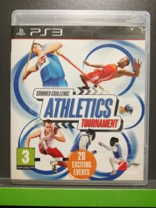Summer Challenge: Athletics Tournament (Bazar/ PS3)
